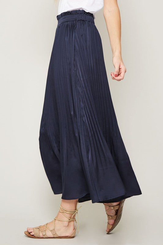 Piper Pleated Skirt
