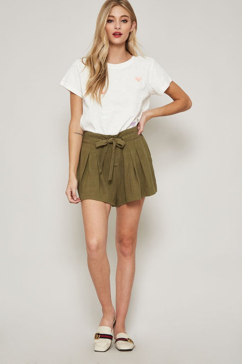 Delilah Drawstring Shorts