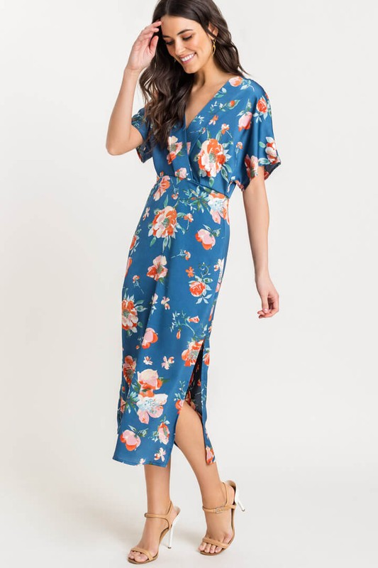 Chelsey Floral Dress
