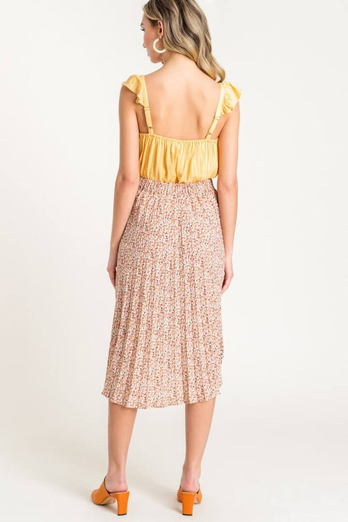 Thalia Asymmetrical Skirt
