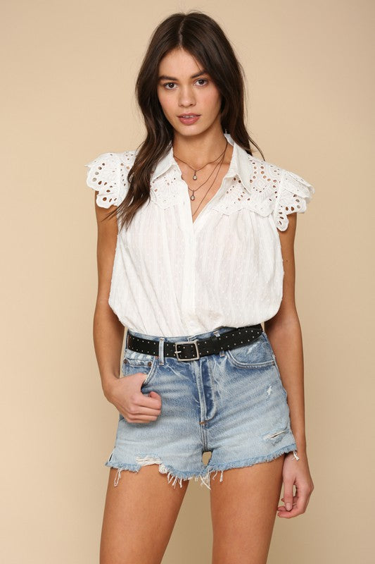 Mallary Sleeveless Top