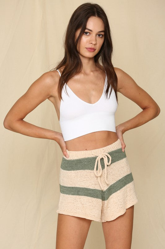 Mia High-Waist Shorts