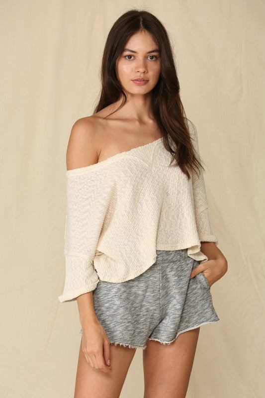 Alison Knit Top
