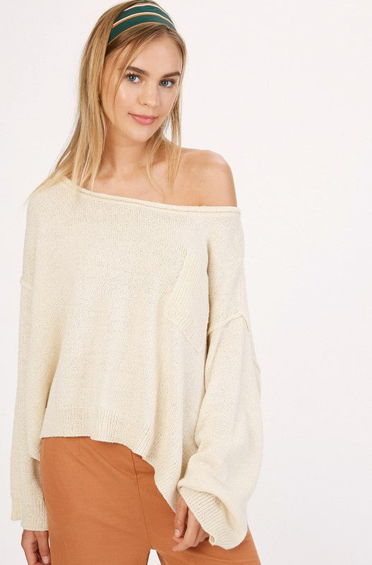 Cassidy Pullover Sweater