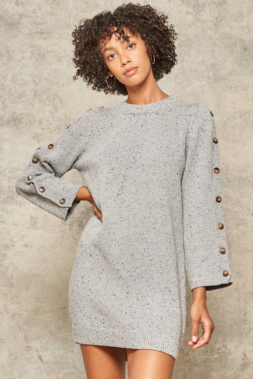 Teagan Sweater Dress