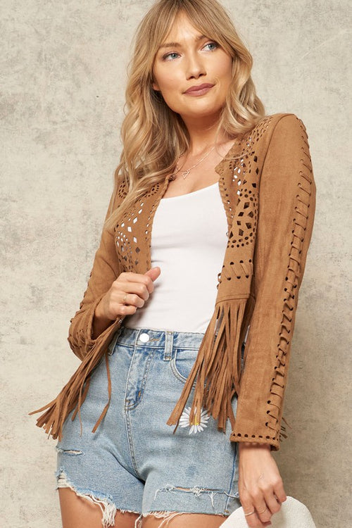 Stanleigh Cropped Jacket
