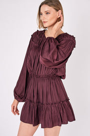 Lana Ruffle Dress