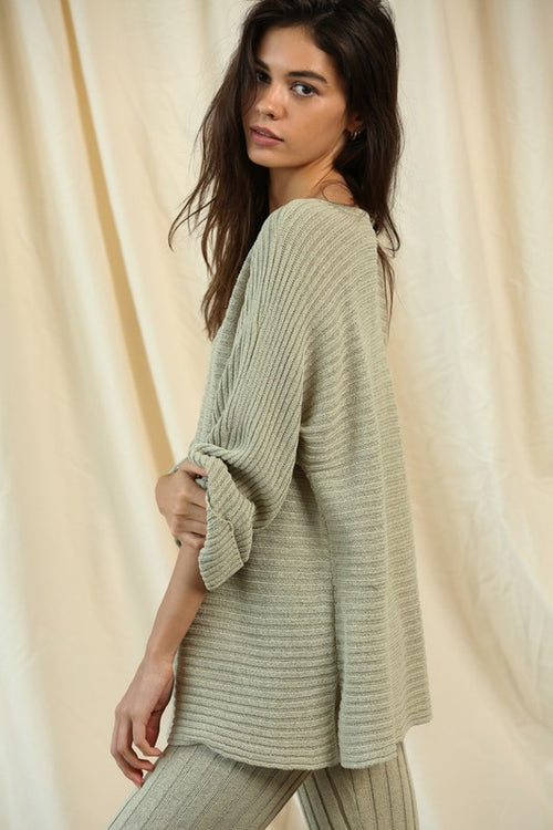 Kari Tunic Sweater