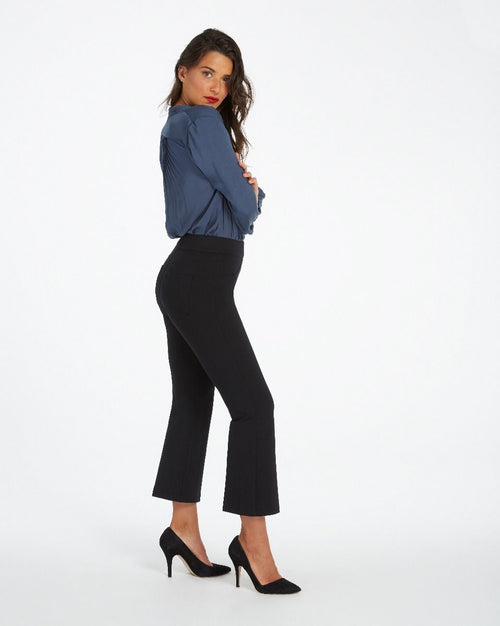 SPANX Perfect Black Pant - Cropped Flare