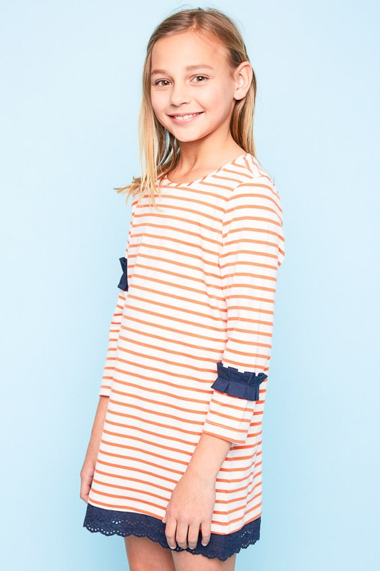Piper Striped Dress