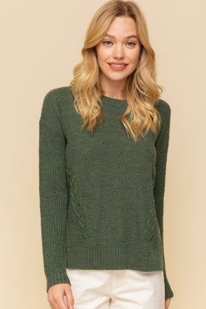 Lacey Sweater