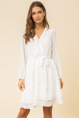 Kirra White Dress