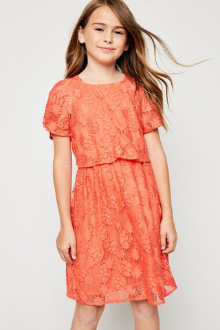 Addy Ruffle Dress