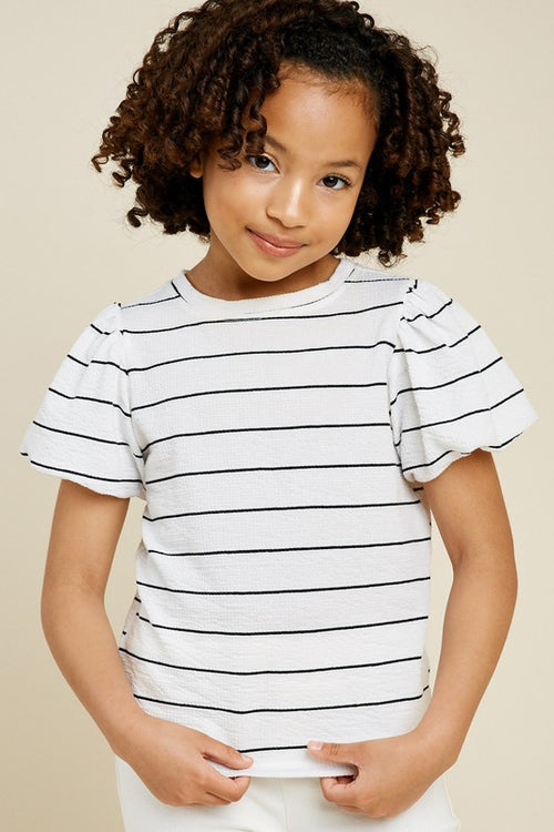 Minnie Stripe Tee