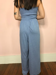 Ally Front Twist Jumpsuit