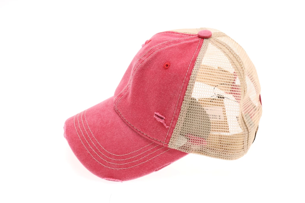 Washed Cotton Classic Ballcap