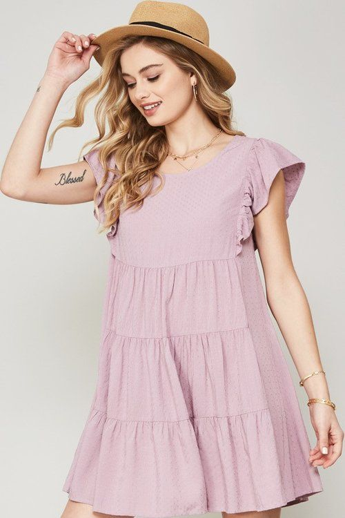 Rayna Babydoll Dress