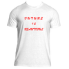 Mens Future Premium Graphic Performance Fitted T-shirt.