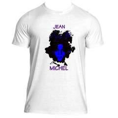 Men's Jean Michel Premium Graphic Performance Fitted T-shirt