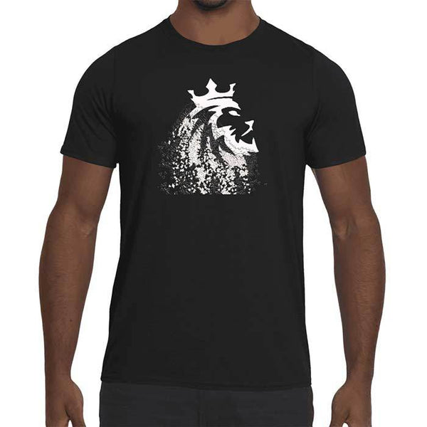 Mens Alpha Graphic Performance fitted T-shirt.