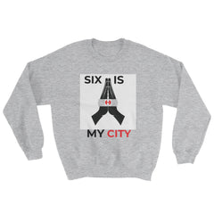 Mens Six City Sweatshirt