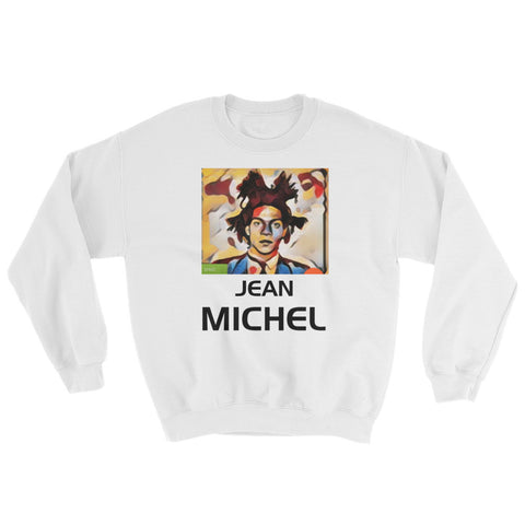 Mens Jean Michel Graphic sweatshirt.