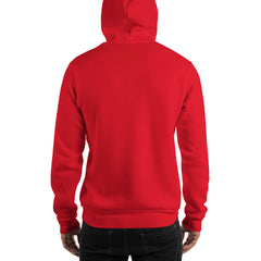 Men's Resolute Bay Bison Premium Hooded Sweatshirt.
