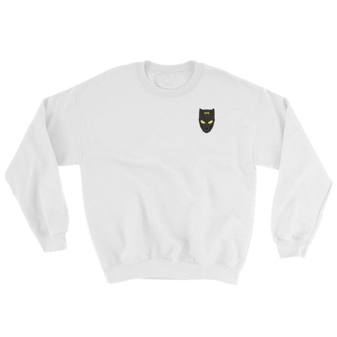 Mens Golden Eyes Graphic Performance Sweatshirt.