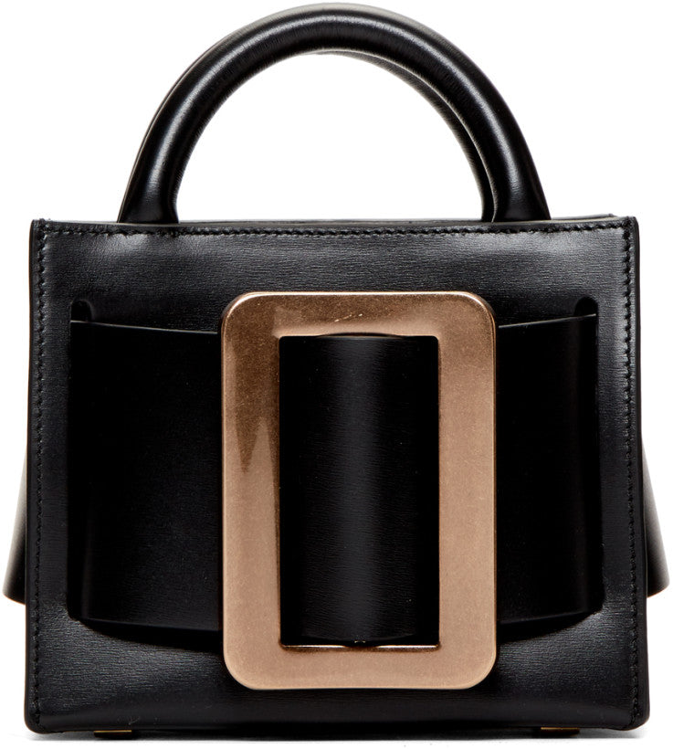 Black Bobby 16 Shoulder Bag