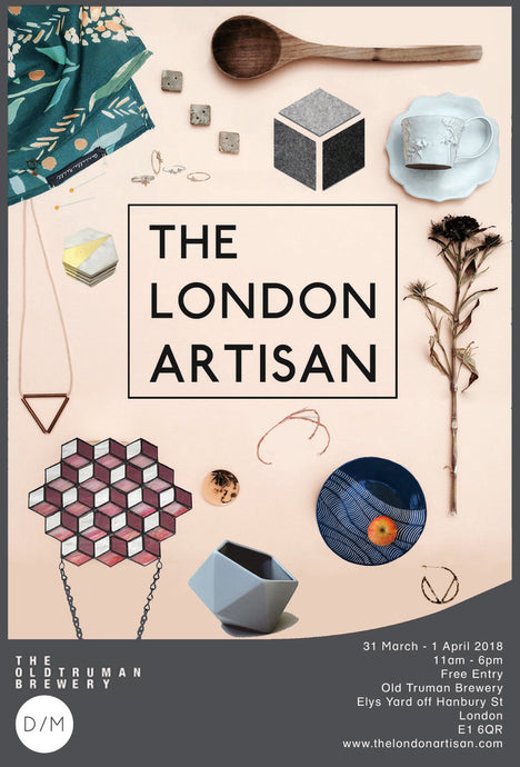 Introducing new materials, Cero and the London Artisan Fair.. Find out what's new this January!