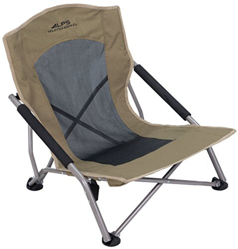 ALPS Mountaineering Rendezvous Folding Camp Outdoors Chair - Refresh The Camping Spirit