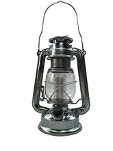 LED Lantern - Decorative Rustic & Vintage. Battery Powered, With Dimmer Control. Old Style, Perfect For Outdoor, Garden, Patio, Camping, Hurricane & Emergency. By sbyrnec - Refresh The Camping Spirit