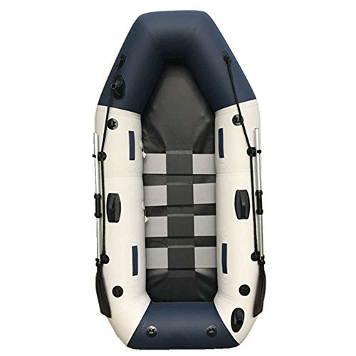 New Sea dog 3 person strip board Inflatable Boat Rafting Fishing Dinghy Tender Pontoon floor Boat 7.5 ft - Refresh The Camping Spirit