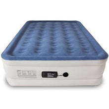 SoundAsleep Queen Dream Series Air Mattress with ComfortCoil Technology & Internal High Capacity Pump- Perfect for Camping - Refresh The Camping Spirit
