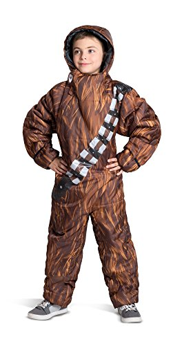 Selk'bag Kids Star Wars Wearable Sleeping Bag: Chewbacca, Medium - Refresh The Camping Spirit