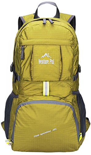 a0830bd340 ... Venture Pal Lightweight Packable Durable Travel Hiking Backpack Daypack  - Refresh The Camping Spirit ...