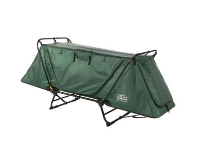 Kamp-Rite Tent Cot Original Size Tent Cot (Green)- Holds 300 lbs - Refresh The Camping Spirit