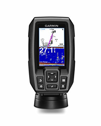 Garmin Striker 4 Bbuilt-in GPS Fish Finder Scanning Sonar