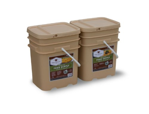 Wise Company Large Serving Package Buckets - Refresh The Camping Spirit