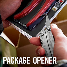 Leatherman - Wingman Multitool, Stainless Steel- Perfect for camping, fishing, hunting - Refresh The Camping Spirit