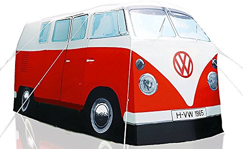 Vw volkswagen t1 camper van adult camping tent sleeps 4 red vw volkswagen t1 camper van adult camping tent sleeps 4 red multip refresh the camping spirit thecheapjerseys Choice Image