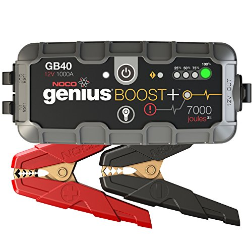 NOCO Genius Boost Plus GB40 1000 Amp 12V UltraSafe Lithium Jump Starter - Refresh The Camping Spirit