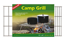Coghlan's Camping Folding Cooking Grill-Steel Construction