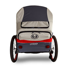Freetown EASY BREEZE Two Child Bike Heavy Duty Fold-Up Trailer - Refresh The Camping Spirit