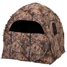 Ameristep Hunting Doghouse Camo Ground Blind, Weather resistant Realtree, 60 x 60 x 66-In - Refresh The Camping Spirit