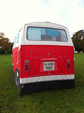 VW Volkswagen T1 Camper Van Adult Camping Tent - Sleeps 4-Red - Multiple Color Options Available - Refresh The Camping Spirit