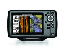Humminbird 409640-1 HELIX 5 SI Fish Finder with Side-Imaging and GPS - Refresh The Camping Spirit