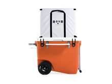 The Best Ultimate Camping RovR 80 Quart Wheeled Cooler-Roller Wagon- 10 Days Ice Retention