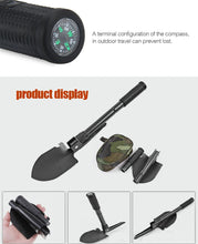 Outlife Multi-function Military Folding Camping Shovel Emergency Survival Spade Trowel