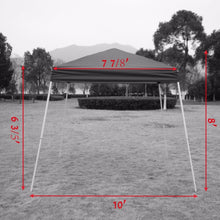 New  GOPLUS 10'X10' EZ POP UP Tent Gazebo Wedding Party Canopy Camping Shelter with Carry Bag - Refresh The Camping Spirit